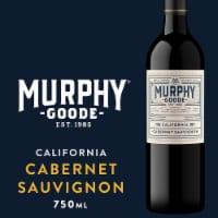 Murphy-Goode California Cabernet Sauvignon Red Wine - 750 mL