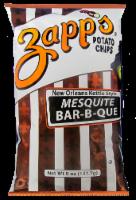 Zapp's Mesquite Bar-B-Que New Orleans Kettle Style Potato Chips - 5 oz