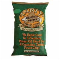 Dirty Jalapeno Heat Potato Chips