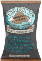 Dirty Potato Chips Original