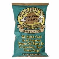 Dirty Maui Onion Potato Chips, 2 Ounce -- 25 per case.