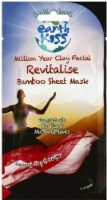 Earth Kiss Revitalise Bamboo Sheet Mask