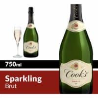 Cook's Brut White Champagne Sparkling Wine