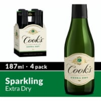 Cook's Extra Dry Sparkling California Champagne