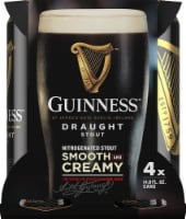 Guinness Draught Stout - 4 Pack