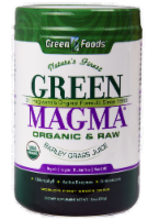 Green Foods Nature's Finest Organic & Raw Green Magma Dietary Supplement