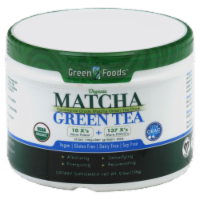Green Food Organic Matcha Green Tea