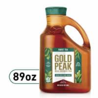 Gold Peak Sweetened Black Iced Tea - 89 fl oz