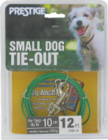 Prestige® Small Dog Tie-Out - 12 ft
