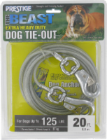Prestige Beast Extra Heavy Dog Tie-Out - 1 Count