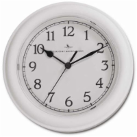 FirsTime Essential Wall Clock - White