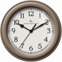 FirsTime Champagne Essential Wall Clock