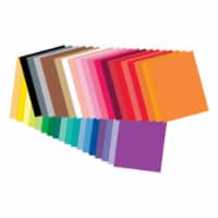 """Tru-Ray Construction Paper - Project - 12"""" x 9"""" - 50 / Pack - Gold - Sulphite - 1"""