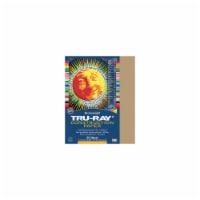 "Tru-Ray Construction Paper - 18"" x 12"" - 50 / Pack - Tan - 1"