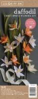 Crepe Paper Flower Kit -Daffodil - 1