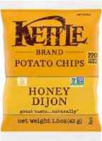 Kettle Brand Potato Chips Honey Dijon - 1.5 oz