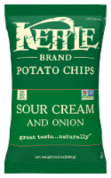 Kettle Brand Sour Cream & Onion Potato Chips