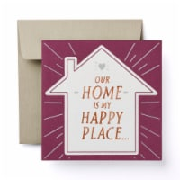 American Greetings Thinking of You Card (Happy Place)
