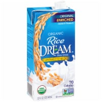 Imagine Foods  Rice Dream® Organic Rice Drink   Original Unsweetened