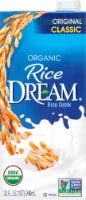 Rice Dream Organic Original Classic Rice Drink