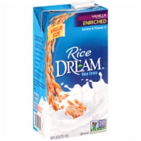 Rice Dream Vanilla Rice Drink