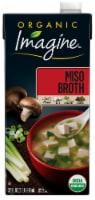 Imagine Organic Miso Broth - 32 fl oz