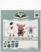 Karen Burniston Dies-Chicken, Pig & Lamb - 1