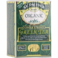 St Dalfour Ginger and Honey Green Tea