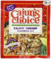 Cajun's Choice Cajun Shrimp Seasoning Mix