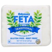 Odyssey Traditional Chunk Feta Cheese