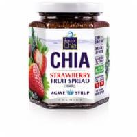 World of Chia Strawberry Spread
