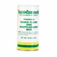 Lundmark Wax 3224P001 Powdered Dance Floor & Shuffleboard Wax  1 lbs - 1