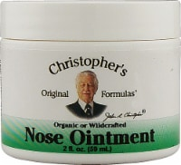 Christopher's Nose Ointment