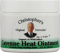 Christopher's  Cayenne Heat Ointment