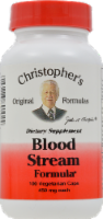 Christopher's Blood Stream Formula Vegetarian Caps