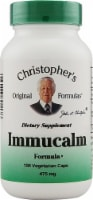 Christopher's Immucalm Vegetarian Caps 475mg