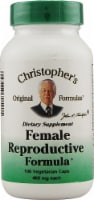 Christopher's Female Reproductive Formula Vegetarian Caps 460mg