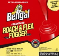 Bengal Concentrated Roach & Flea Fogger