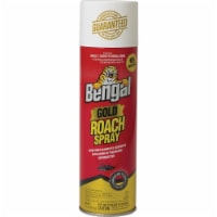 Bengal Gold Roach Spray Liquid Insect Killer 11 oz. - Case Of: 12; - Case of: 12