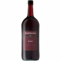 Fairbanks Ruby Port Dessert Wine