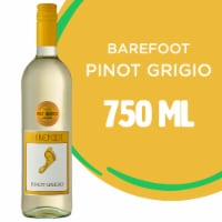Barefoot Cellars Pinot Grigio White Wine 750ml