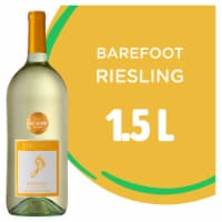 Barefoot Cellars Riesling White Wine 1.5L