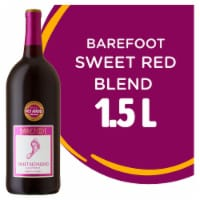 Barefoot Cellars Sweet Red Blend Red Wine 1.5L
