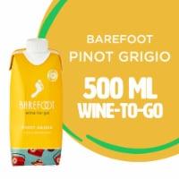 Barefoot-To-Go Pinot Grigio White Wine