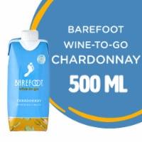 Barefoot-To-Go Chardonnay White Wine Tetra 500ml
