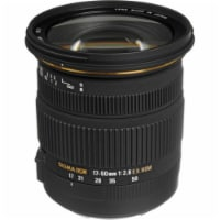 Sigma 17-50mm F/2.8 Ex Dc Os Hsm Zoom Lens For Canon - 1