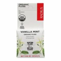 Radius - Floss Vanilla Mint - Case of 6 - 55 YD - 6