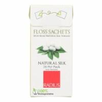 Radius Natural Silk Floss Sachets  - Case of 20 - CT