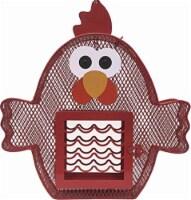 Heath Feeder Suet & Seed Chicken - 1