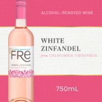 Fre Non-Alcoholic White Zinfandel